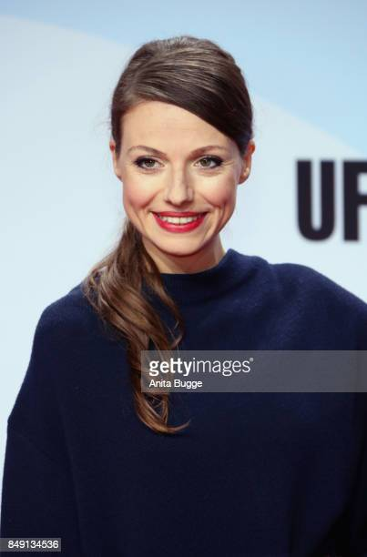 Julia Hartmann attends the 'First Steps Awards 2017' at Stage Theater on September 18 2017 in Berlin Germany