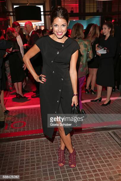 Julia Hartmann during the New Faces Award Film 2016 at ewerk on May 26 2016 in Berlin Germany