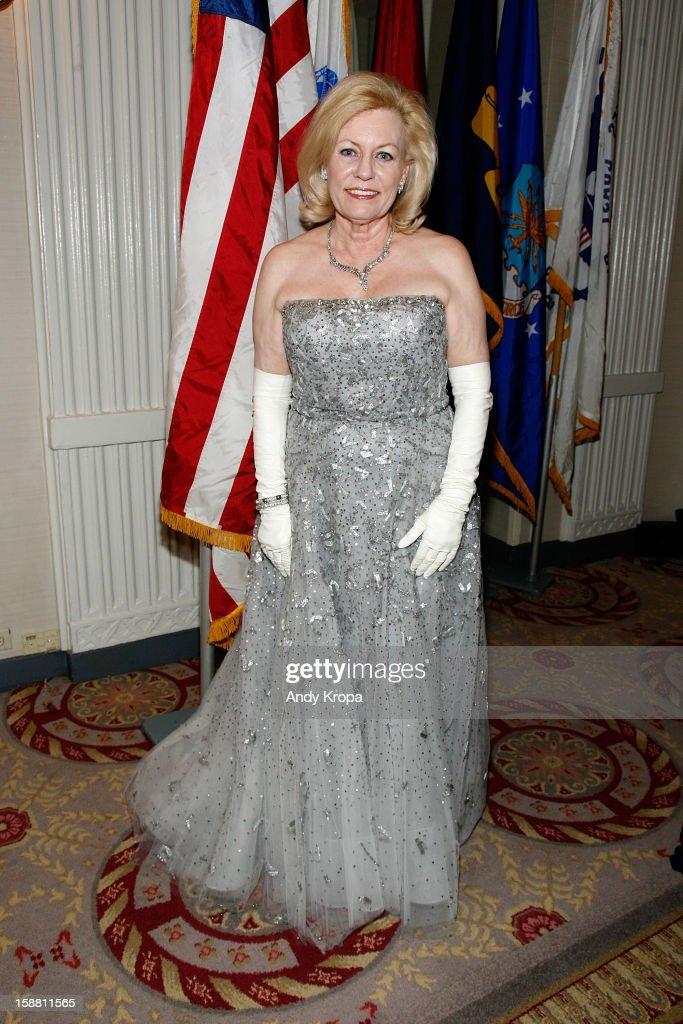 Julia Irene Kauffman attends The 58th International Debutante Ball at The Waldorf-Astoria on December 29, 2012 in New York City.