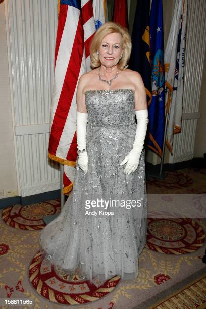 Julia Irene Kauffman attends The 58th International Debutante Ball at The WaldorfAstoria on December 29 2012 in New York City