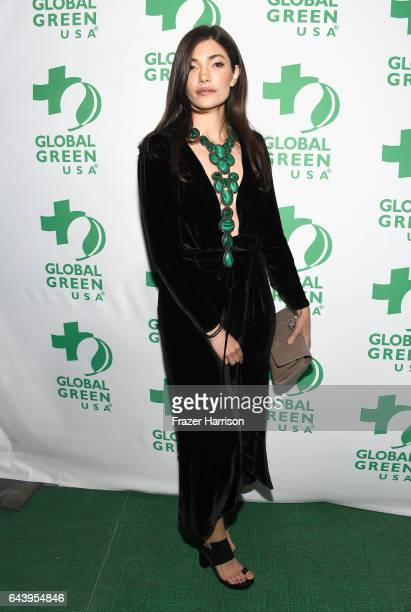 Julia Jackson attends the 14th Annual Global Green Pre Oscar Party at TAO Hollywood on February 22 2017 in Los Angeles California