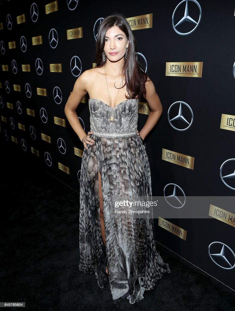 Mercedes-Benz 2017 Awards Viewing Party : News Photo
