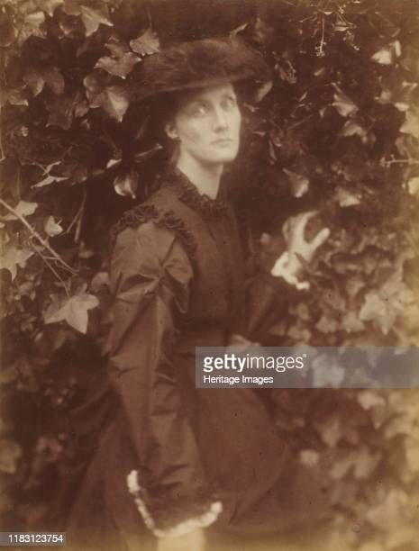 Julia Jackson Duckworth 1874 One of the renowned beauties of Victorian England Jackson is seen in the two photographs to the left the year she...