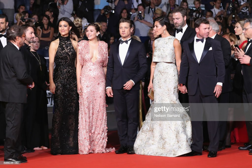"""""""The Square"""" Red Carpet Arrivals - The 70th Annual Cannes Film Festival : News Photo"""