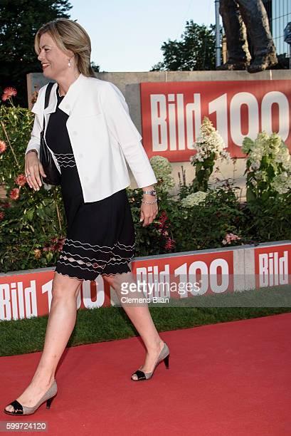 Julia Kloeckner attends the BILD100 event on September 6 2016 in Berlin Germany