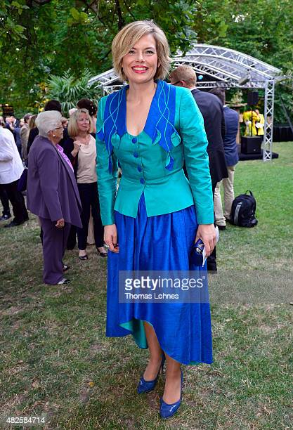 Julia Kloeckner attends the opening night of the Nibelungen festival on July 31 2015 in Worms Germany
