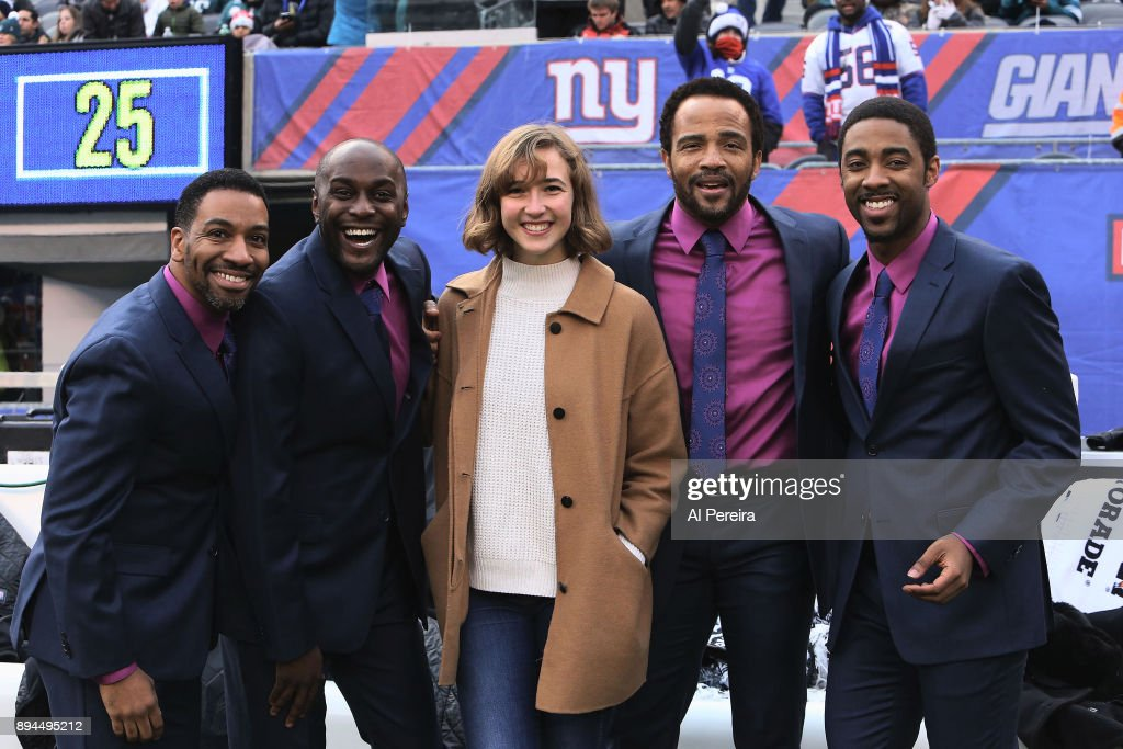 Celebrities Attend The Philadelphia Eagles Vs New York Giants Game