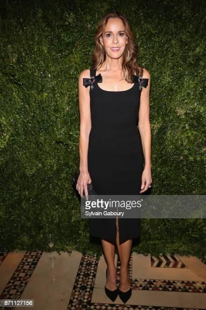 Julia Koch attends Prostate Cancer Foundation Presents the 2017 New York Dinner on November 6 2017 in New York City