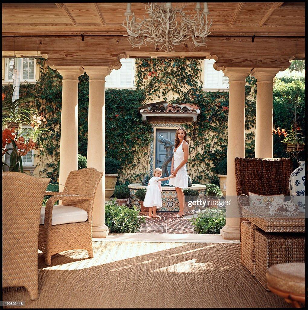 David and Julia Koch, House & Garden, February 2005 : Foto jornalística