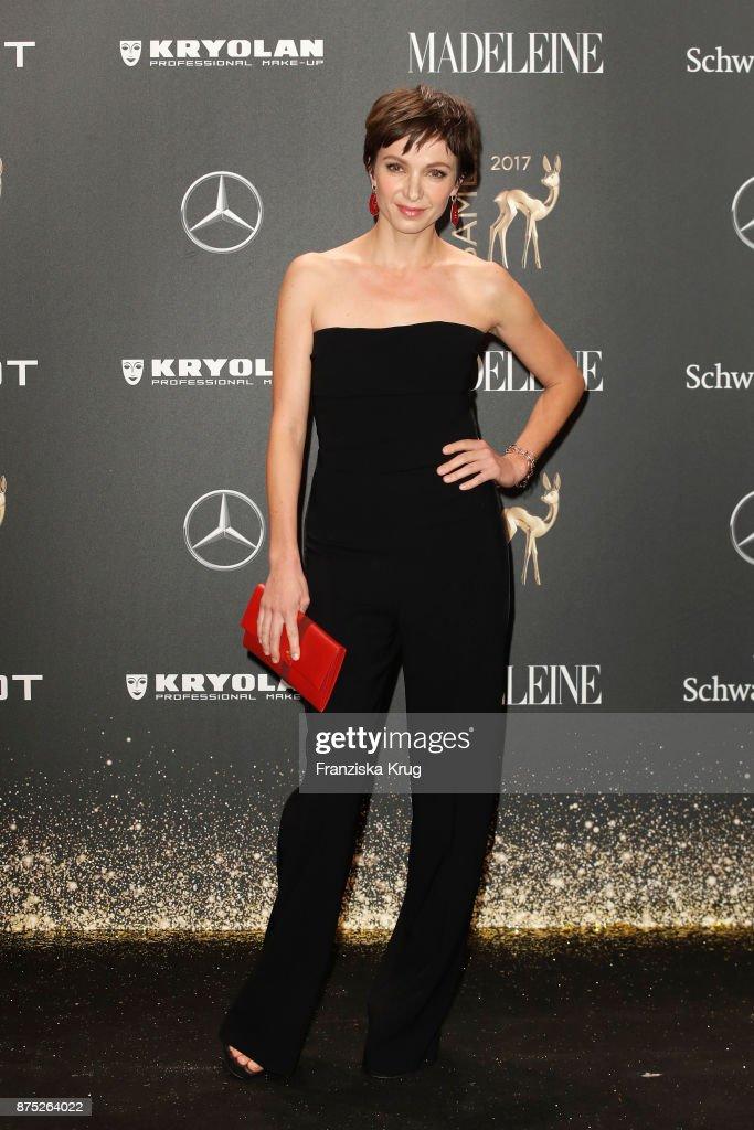 MADELEINE At Bambi Awards 2017 - Red Carpet Arrivals : Nachrichtenfoto