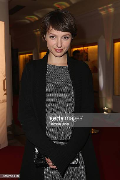 Julia Koschitz attends the reopening party of the Gloria Palace cinema on January 10 2013 in Munich Germany