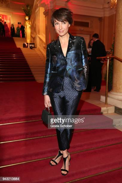 Julia Koschitz during the 29th ROMY award at Hofburg Vienna on April 7 2018 in Vienna Austria