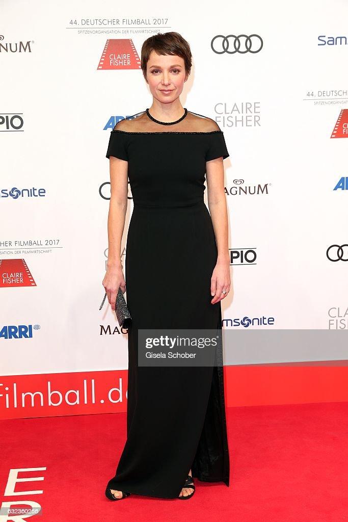 German Film Ball 2017 : Nachrichtenfoto