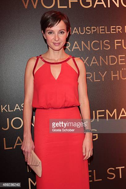 Julia Koschitz during the Bambi Awards 2013 after show party on November 13, 2014 in Berlin, Germany.