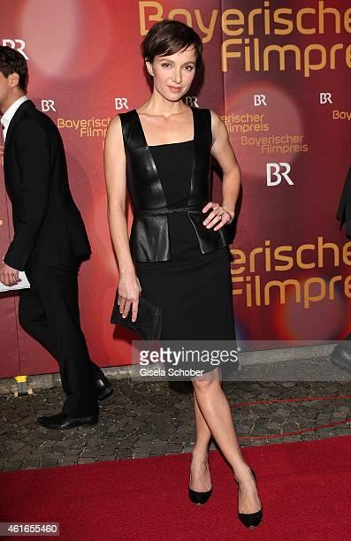 Julia Koschitz during the Bavarian Film Award 2015 on January 16 2015 in Munich Germany
