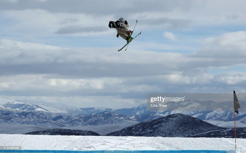 UT: FIS Freestyle Ski World Championships - Men's and Ladies' Big Air