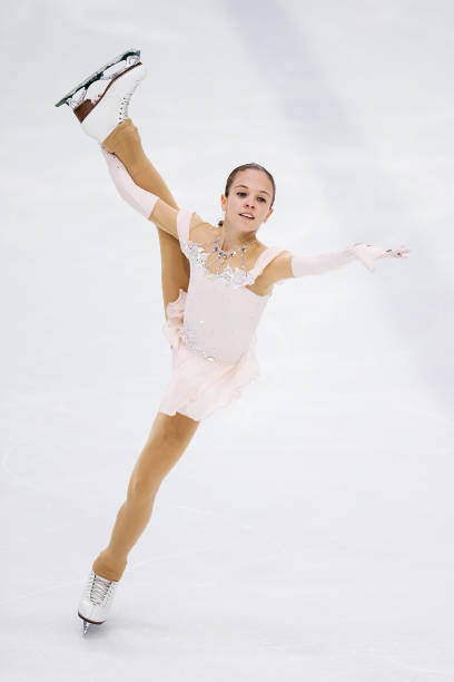 SVN: ISU Junior Grand Prix of Figure Skating - Ljubljana