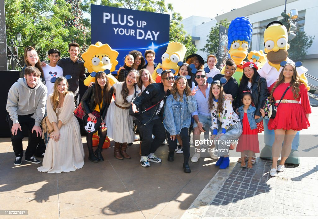 Disney+ Official U.S. Launch Party At The Grove : News Photo