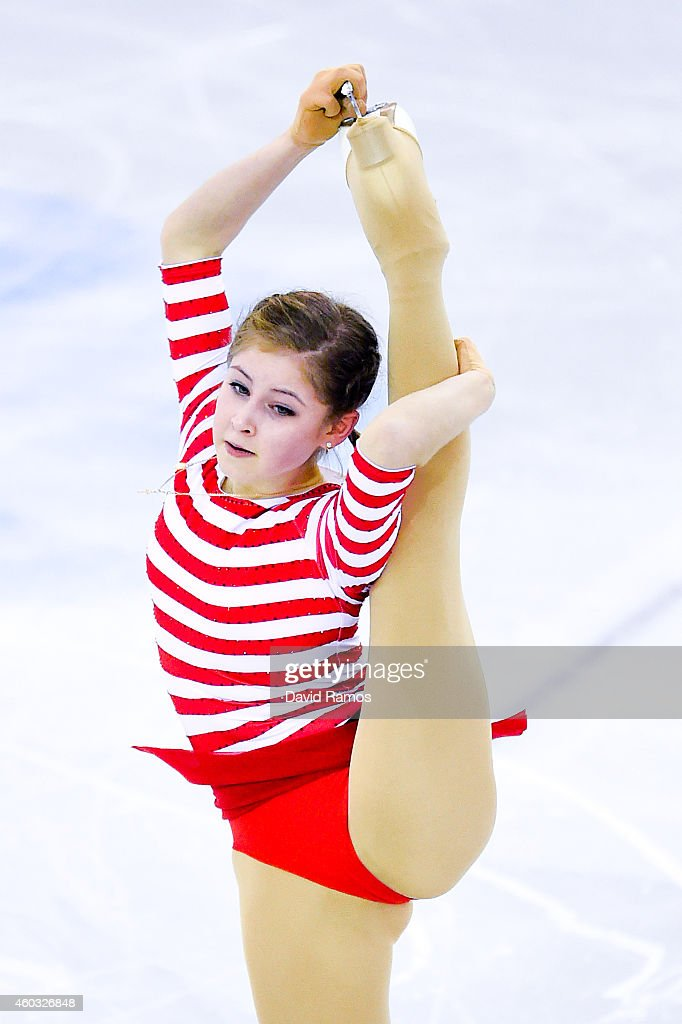 ISU Grand Prix of Figure Skating Final 2014/2015 - Day One