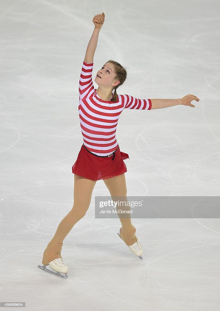 Trophee Eric Bompard ISU Grand Prix of Figure Skating - Day One