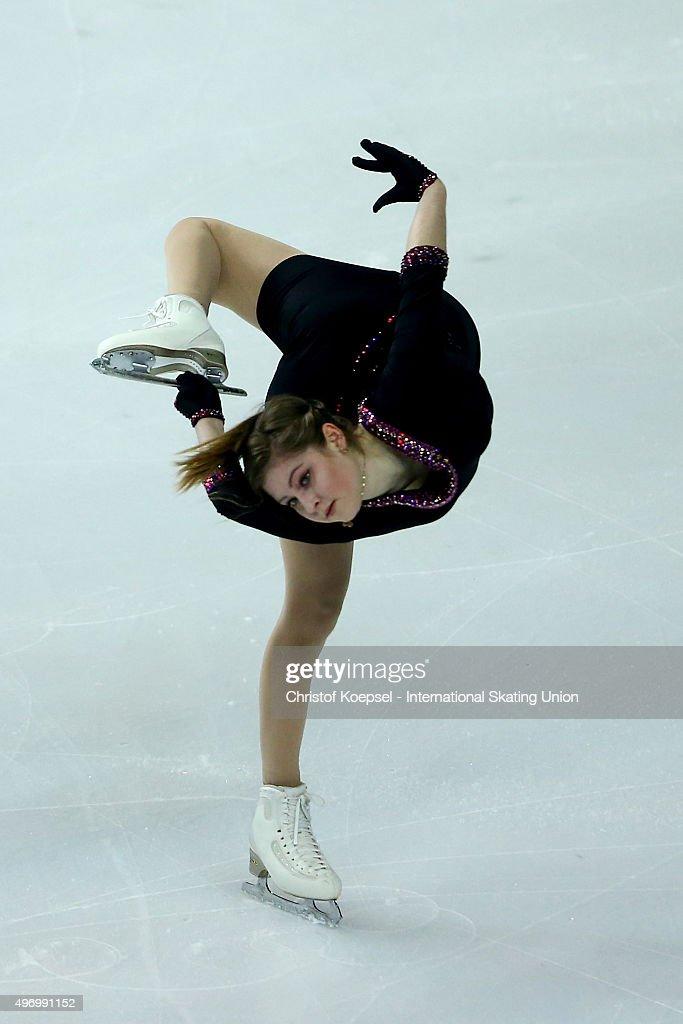 Trophee Eric Bompard ISU Grand Prix of Figure Skating  - Day 1