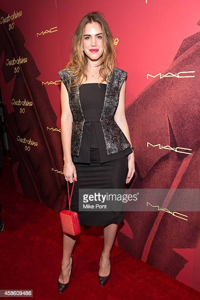 Julia Loomis attends Indochine's 30th Anniversary Party at Indochine on November 7, 2014 in New York City.