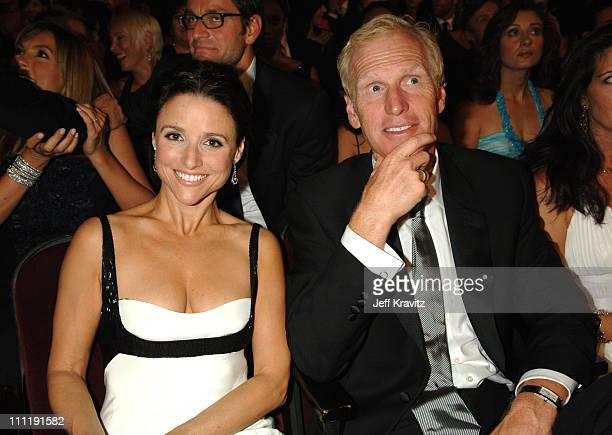 Julia LouisDreyfus and Brad Hall **EXCLUSIVE**