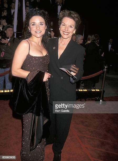 Julia LouisDreyfus and mother Phyllis LouisDreyfus