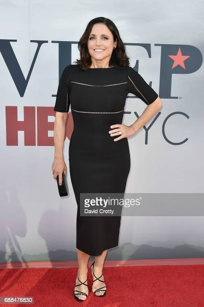 Julia LouisDreyfus attends HBO's 'Veep' FYC Event at Saban Media Center on May 25 2017 in North Hollywood California