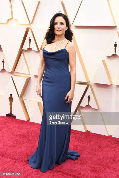 Julia Louis-Dreyfus attends the 92nd Annual Academy Awards at Hollywood and Highland on February 09, 2020 in Hollywood, California.