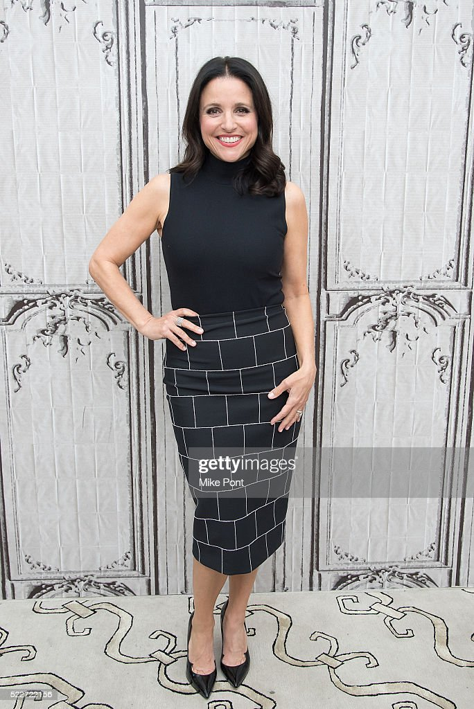 "AOL Build Speaker Series - Julia Louis-Dreyfus and Matt Walsh, ""Veep"""