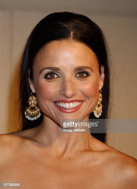 Julia LouisDreyfus during Dream Foundation Hosts StarStudded Extravaganza Fundraiser Le Cabaret des Reves at Park Plaza Hotel in Hollywood California...