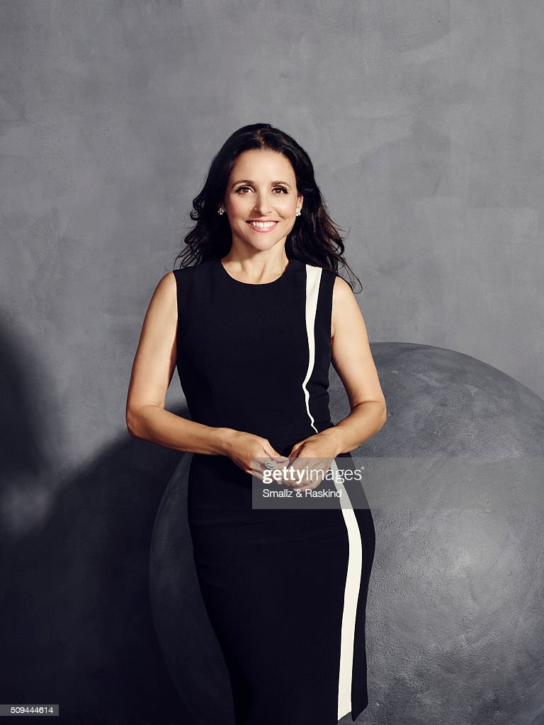 Julia Louis-Dreyfus is photographed for The Hollywood Reporter on May 31, 2015 in Los Angeles, California.