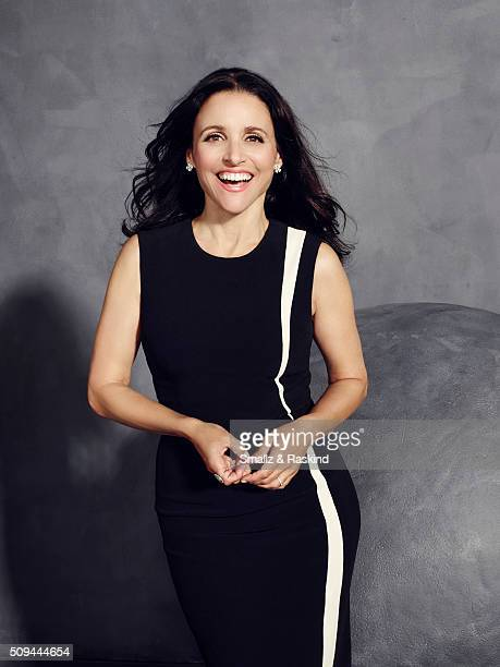 Julia LouisDreyfus is photographed for The Hollywood Reporter on May 31 2015 in Los Angeles California