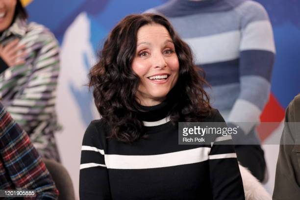 Julia Louis-Dreyfus of 'Downhill' attends the IMDb Studio at Acura Festival Village on location at the 2020 Sundance Film Festival – Day 2 on January...