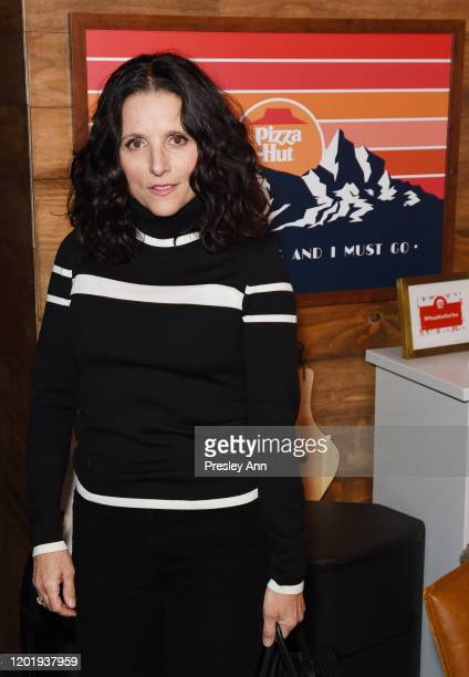 Julia Louis-Dreyfus of 'Downhill' attends the Pizza Hut x Legion M Lounge during Sundance Film Festival on January 25, 2020 in Park City, Utah.