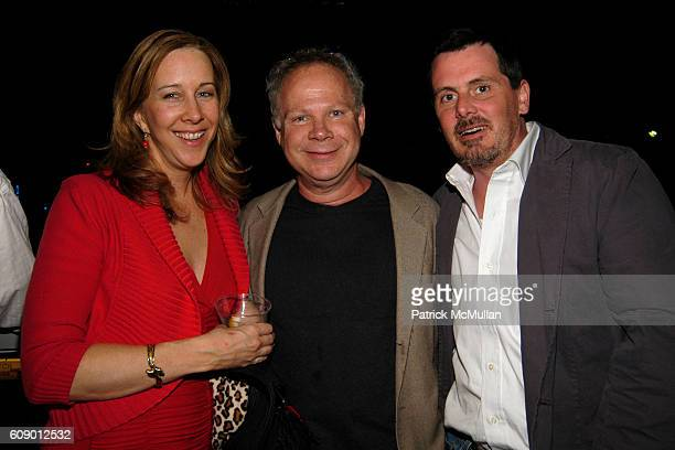 Julia Lynn Jerry Springer and Chris Eigeman attend The Treatment Premier Party at Mantra 986 on May 4 2007 in New York City