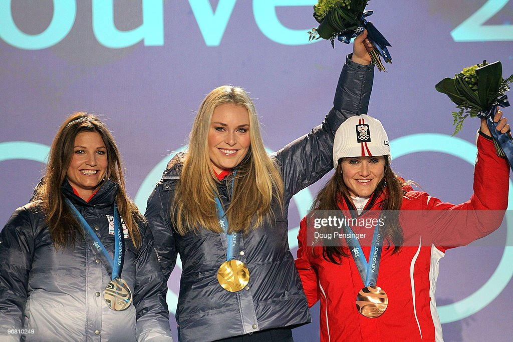 Whistler Medal Ceremony - Day 6