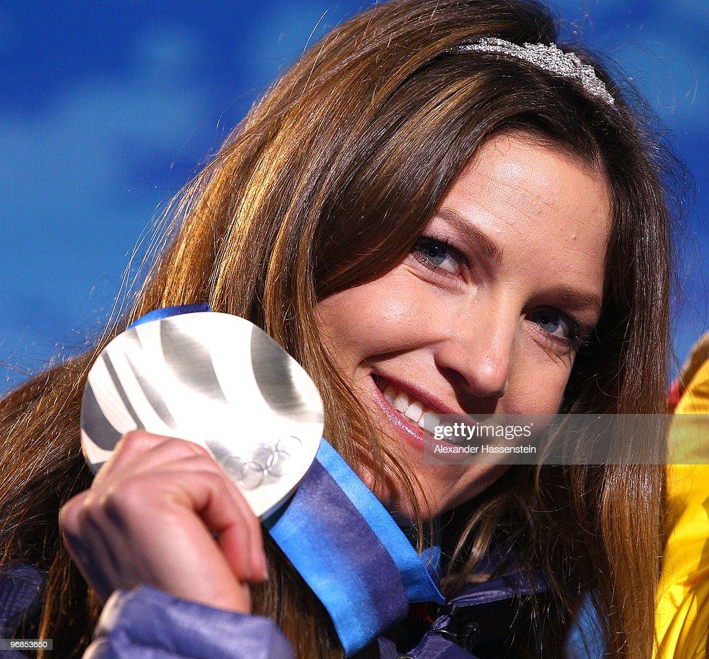 Whistler Medal Ceremony - Day 7 : News Photo