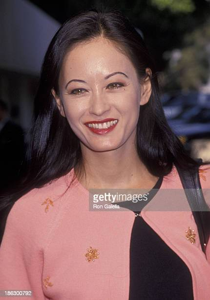 Julia Nickson attends Citizens for Health Benefit Luncheon on November 18 1993 at the Universal Sheraton Hotel in Universal City California