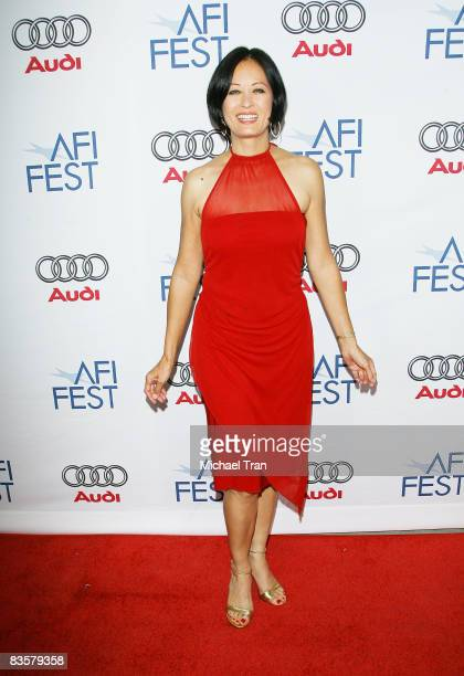 Julia NicksonSoul arrives to A Tribute to Tilda Swinton at the 2008 AFI Festival held at Arclight Cinemas on November 5 2008 in Hollywood California