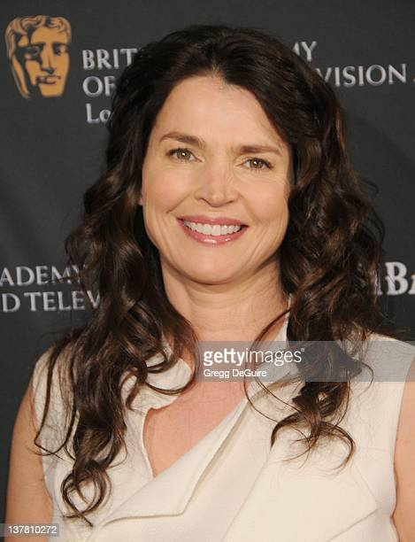 Julia Ormond arrives at the 17th Annual BAFTA Los Angeles Awards Season Tea Party at the Four Seasons Hotel on January 15, 2011 in Los Angeles,...