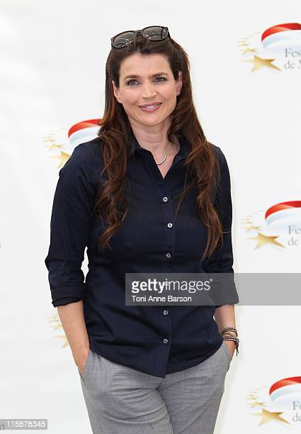 Julia Ormond attends Photocall for 'Law Order Criminal Intent' during the 51st Monte Carlo TV Festival on June 8 2011 in Monaco Monaco