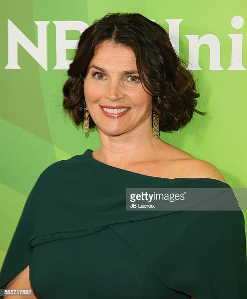 Julia Ormond attends the 2016 Summer TCA Tour - NBCUniversal Press Tour on August 3, 2016 in Beverly Hills, California.