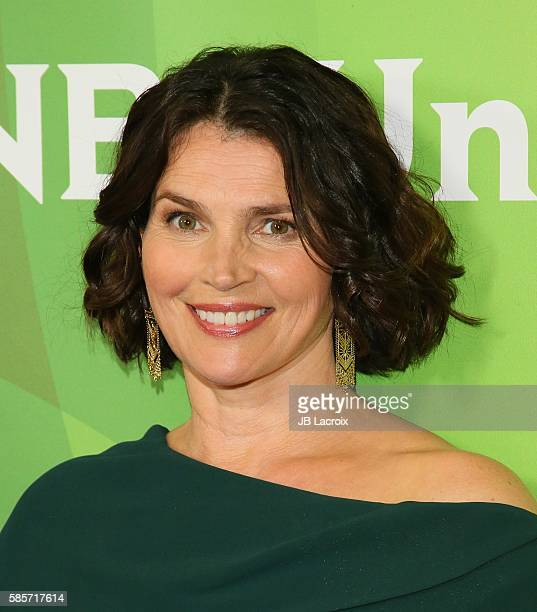 Julia Ormond attends the 2016 Summer TCA Tour NBCUniversal Press Tour on August 3 2016 in Beverly Hills California