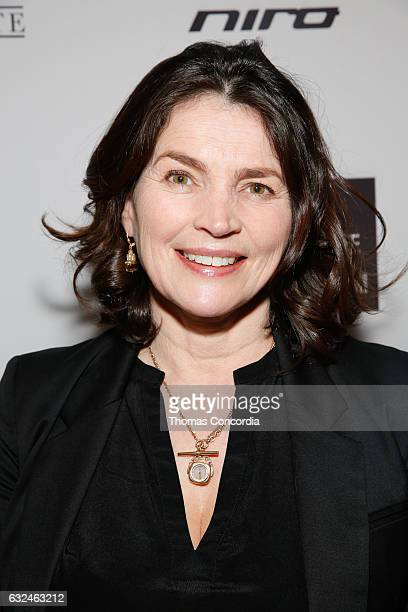 Julia Ormond attends the Kia Supper Suite Hosts The Creative Coalition's Annual Spotlight Awards on January 22, 2017 in Park City, Utah.