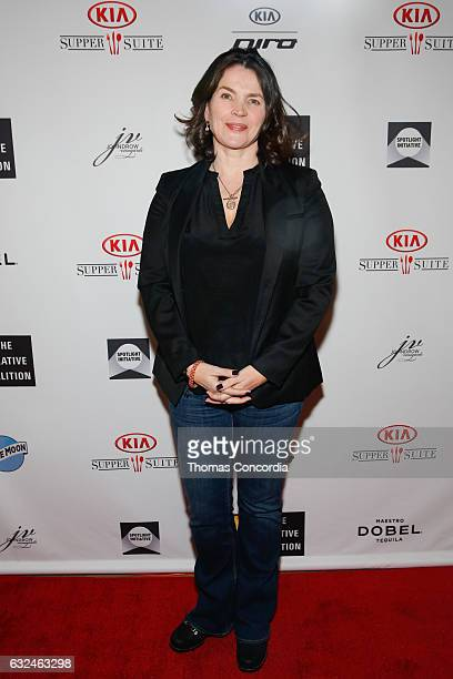 Julia Ormond attends the Kia Supper Suite Hosts The Creative Coalition's Annual Spotlight Awards on January 22 2017 in Park City Utah