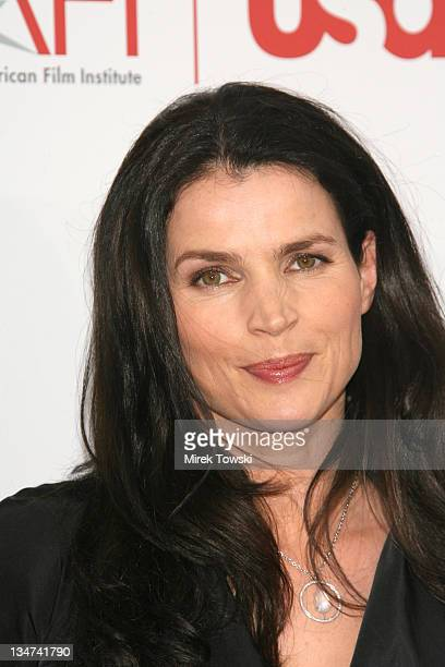 Julia Ormond during 34th AFI Life Achievement Award to Sir Sean Connery at Kodak Theater in Los Angeles CA United States