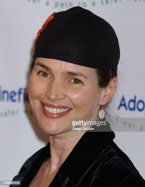 Julia Ormond during 4th Annual AdoptAMinefield Gala at Century Plaza Hotel in Century City California United States