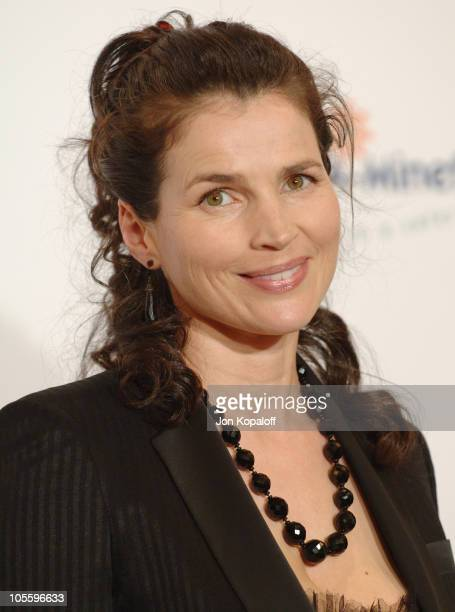 Julia Ormond during Fifth Annual AdoptAMinefield at Beverly Hilton Hotel in Los Angeles California United States